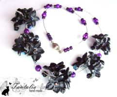 """Necklace """"Mystic"""" by Tantalia"""