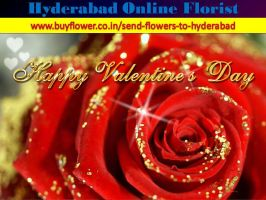 Hyderabad Online Florist   Valentine Day Gifts and by arenadesai