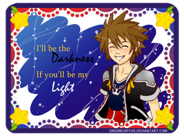 Happy Valentines Day from Sora by DreamCaptive