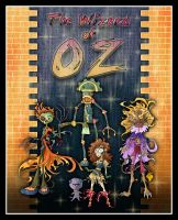 The Wizard of OZ (bigger pic) by blue-fusion