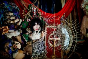 Trinity Blood - Seth Nightlord by EimASagi