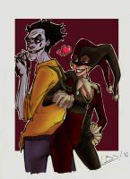 Dont ya wanna rev up ya Harley by Le-Black-Sheep