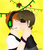 .:Mistletoe:. by LacrimRain
