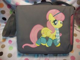 Fluttershy Bag A by psaply
