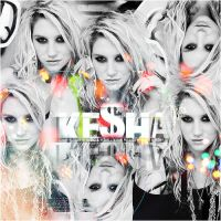 Ke$ha IV by downgirl