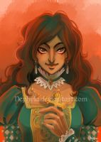+COMMISSION+ Sybille by Nephyla