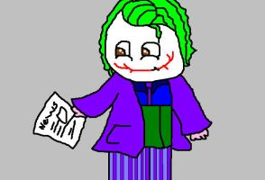 TheJoker- To Roux by Zalina678