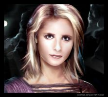 SARAH -FUULL VIEWWWA- by Angel-vs-Buffy