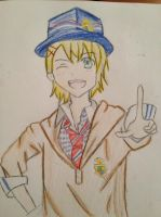 Kurusu Syo by Dangolover215