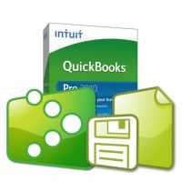 Quickbooks 2010 icons by Philosoraptus