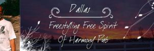Dallas banner by Caoimhe-Aisling