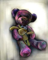 Teddy Bear by ijia