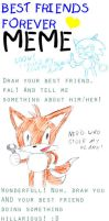 Sonic's BFF Meme by rooteh