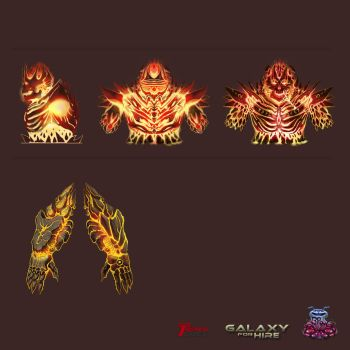 Tarsis Fire Element by brianpow