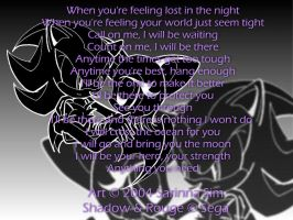 Shadouge - For You I Will by sarin15