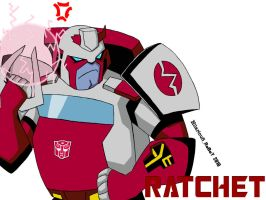 TFA Ratchet for Sniggy by EerieIdeal