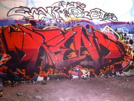 powerhouse 86 by PerthGraffScene