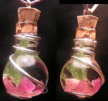Magic Vial - Healing Hope by Izile