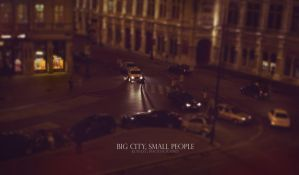 small people, big city IIIa by kovazg