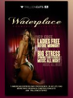 Waterplace Flyer by JayRitch
