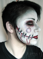Beauty from Pain by PlaceboFX