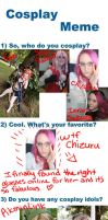 Cosplay Meme - Ali by souffle-cosplay