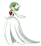 Mega Gardevoir by Perianth5