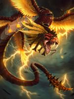 Kukulkan Typhoon by Andantonius