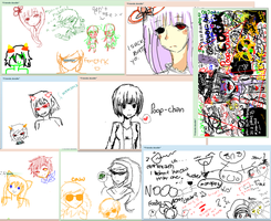 iScribble Dump by AkibiLy
