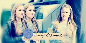 Emily Osment by kakavaa