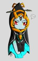 Paper Child Midna by Niraven
