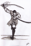 Unnamed Character. :/ by Irtaza1
