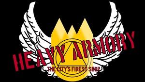 Heavy Armory Logo by PeturPetur
