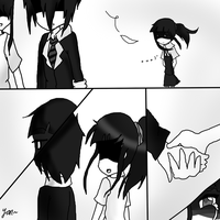 Breaking up comic 1 by Yannie-chan