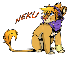 TWEWY WILDLANDS:Neku by Rain-Strive