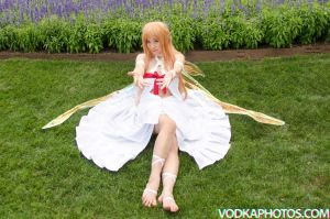 Come to Me -Asuna Yuuki by firecloak