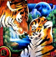 The Year of the Tiger by TheK40