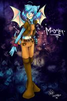 Madalex the Bat by sushikitten