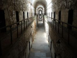 Eastern State Penitentiary 17 by raindroppe