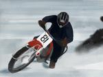 Ice Racing by Eman-Ekaf