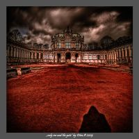 only me and the gate by Ditze