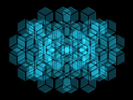 Cube in cubes by Undead-Academy