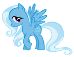 Trixshy vector by Durpy
