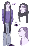 Raine reference by AcheronHades