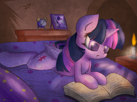 Twilight  read book by kyodashiro