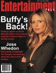 Entertainment Weekly - Buffy by frostdusk