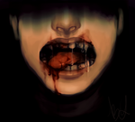 Teeth by Zombiesfrommars