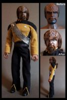 "worf 12"" by nightwing1975"