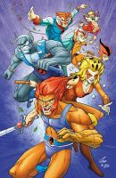 thundercats FINAL RH by RossHughes