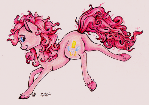 Pony of the Week: Pinkie Pie by PurpleShnerples